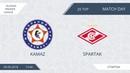 AFL18 Russia Premier League Day 20 Kamaz Spartak
