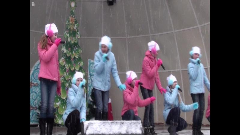 Новогодний Ding-dong (Горсад) 2012 г.