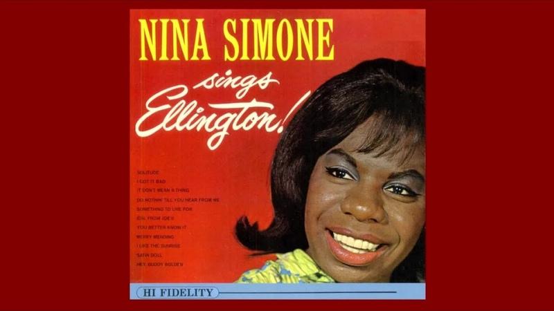 Nina Simone - Nina Simone Sings Ellington - Full Album - Vintage Music Songs