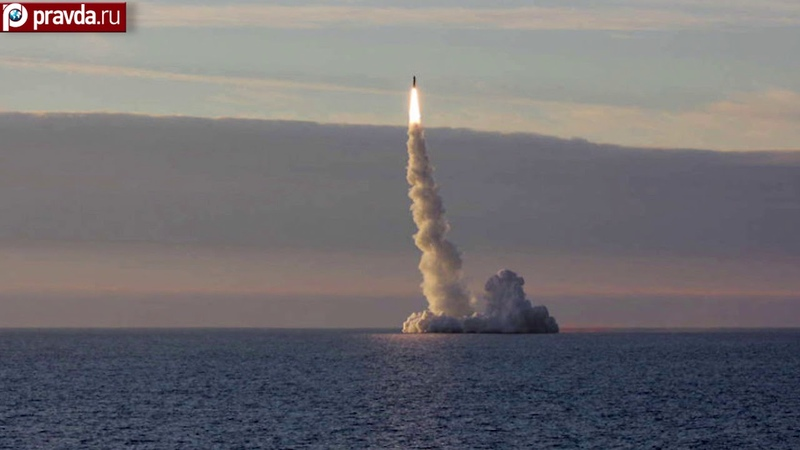 Skif - Russia's bottom-based missile. Doomsday weapon
