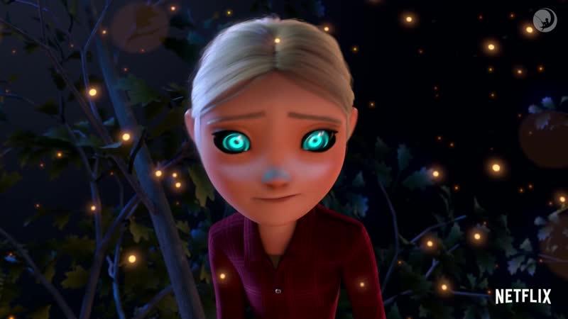 That First Date Glow ¦ 3Below DreamWorks Tales of Arcadia ¦ Netflix