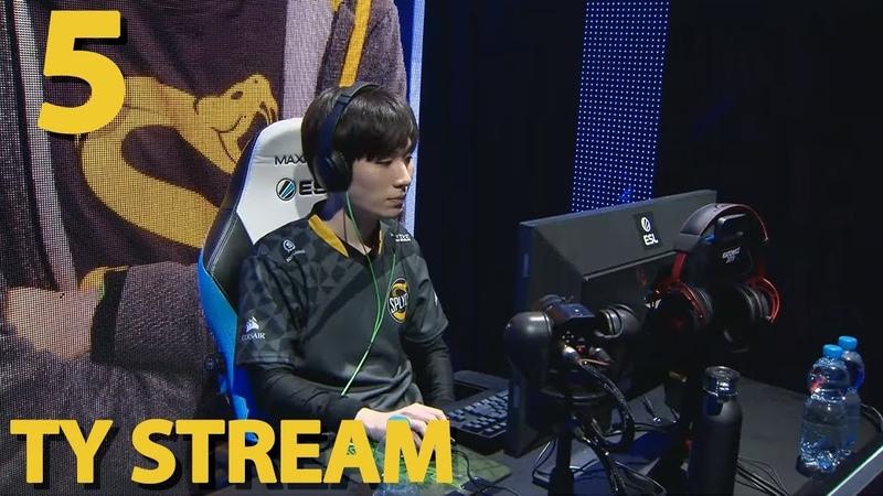 StarCraft 2 - TYTY ★ Stream ★ 2019.03.21