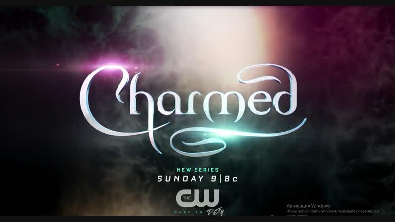 1х10 Charmed Promo