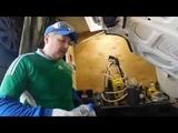 Замена прокладки, крышки клапанов Honda Partner