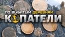 Копатели По выбитым карельским деревням. Коп монет с Minelab.