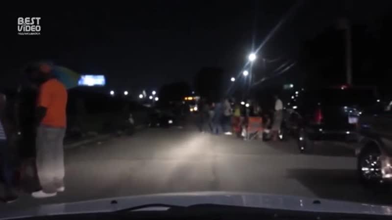Поездка по ночному гетто Детройте