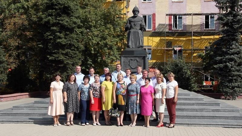 Новооскольский район посетила делегация из Краснодарского края