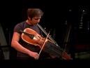 Didier François - J.S. Bach/ from: violin sonate nr 2 - Andante (BWV1003) on nyckelharpa