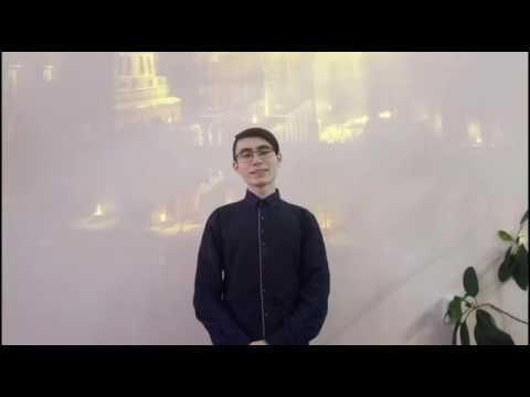 35. Тимуков Данил, студент Чебоксарского электромеханического колледжа