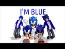 [Team Sonic X MMD] IM BLUE