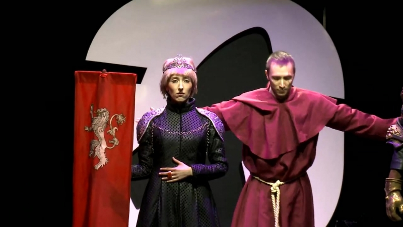 ФИНАЛ Starcon 2018 - Slade MIA_Kirin - Игра Престолов - Джейме и Серсея Ланнистеры.