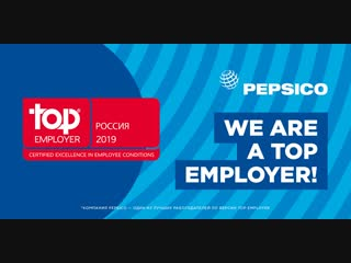 We are a top employer