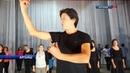 Репетитор государственного театра танца Рустам Хайруллин поделился опытом с Аргаяшскими талантами