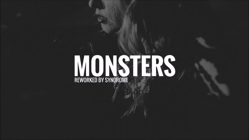 BEAT WITH HOOK Sad Piano Rap Instrumental - Monsters (Prod. Syndrome)