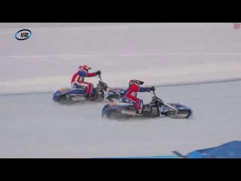 01.12.2018 Мотогонки на льду 2019.УТС Каменск-Уральский/Ice Speedway 2019.Training camp