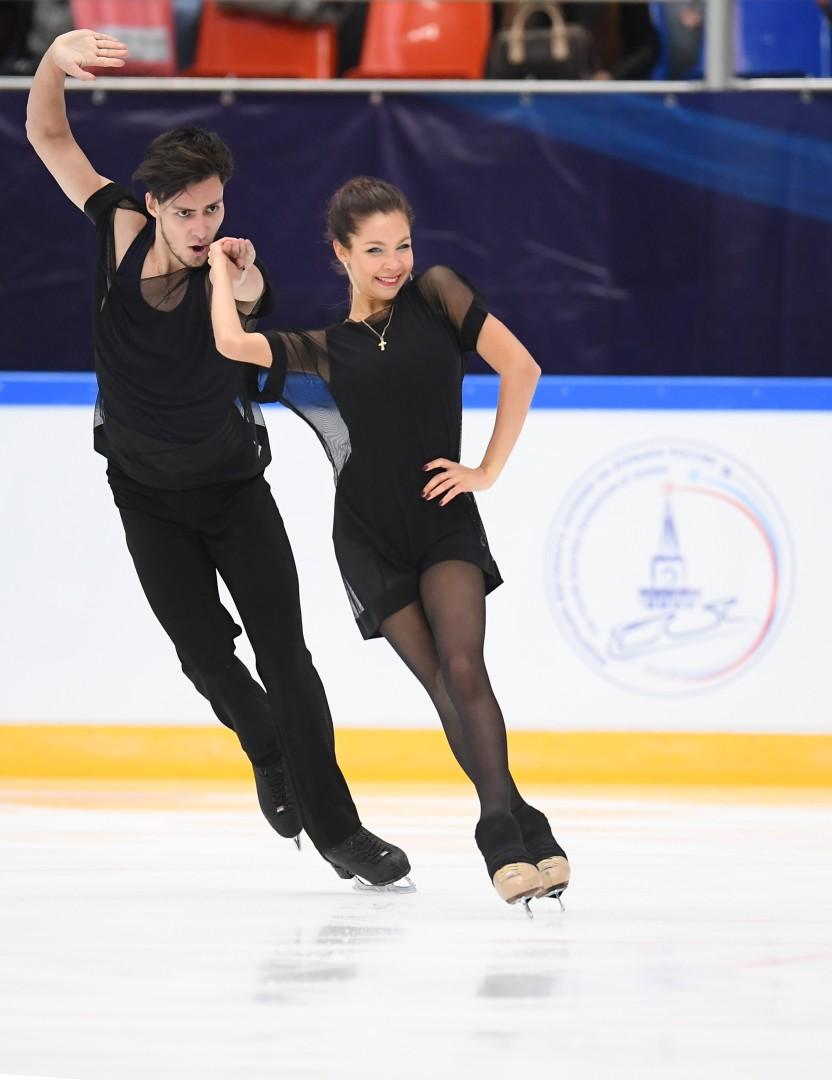 Анастасия Шпилевая - Григорий Смирнов/ танцы на льду - Страница 12 Ly5W9MQeuDg