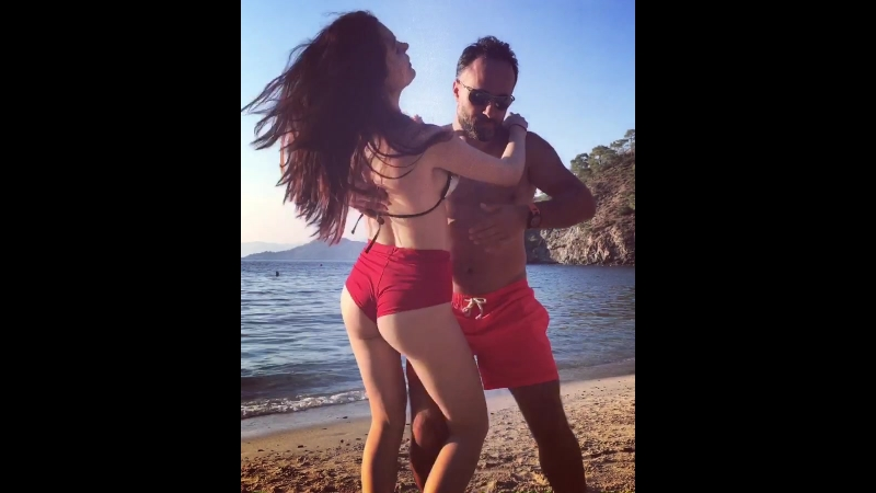 Bachata with Emre. Part 2