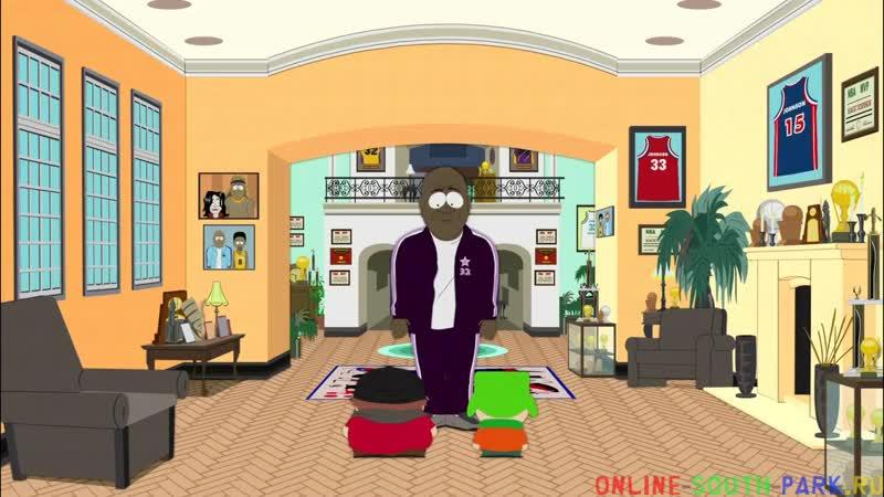 South Park - ВИЧ положительный