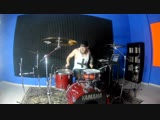 Blue Felix – Middle Finger Up (Feat. Sid Wilson)( бомжdrum cover by Anton Penkov)