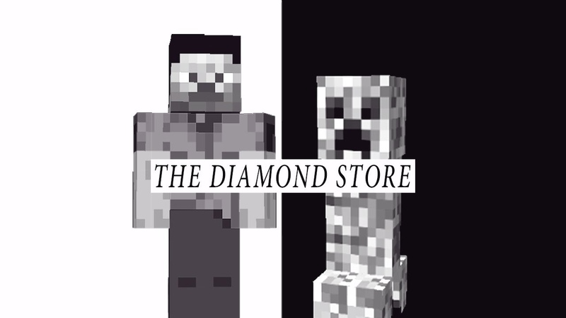 I'VE SEEN CREEPERS - Death Grips (I've Seen Footage Minecraft Parody)