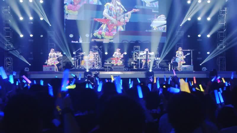 BanG Dream 5th☆LIVE Poppin' Party STAR BEAT ~Hoshi no Kodou~