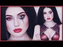 Lady Katrana Prestor aka Onyxia Human Form Cosplay Body Paint Djarii MUA