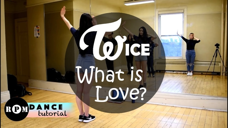 Twice What is Love Dance Tutorial (Chorus)