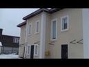Дом из газобетона утеплён пенопластом толщиной 150 200мм работы силами заказчика