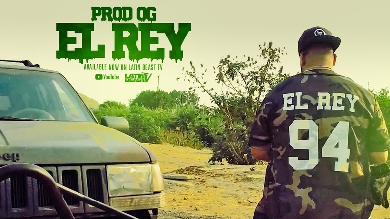 Prod-OG - El Rey (Official Music Video)