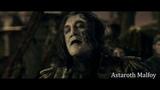 Captain Armando Salazar x Captain Jack Sparrow. Angel eyes.