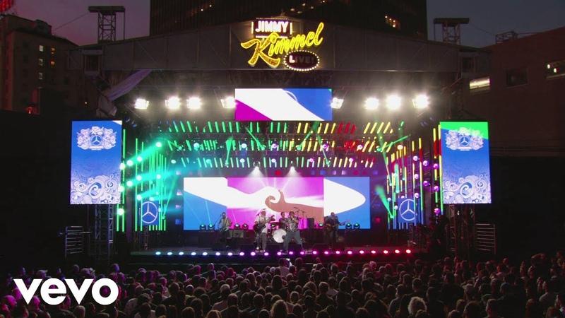 Tenacious D - COLORS (Jimmy Kimmel Live!)