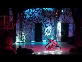 Алексеева Полина, Хяйнинен Мария Exotic Pole Dance Дуэт