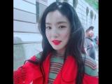 180820 Irene (Red Velvet) @ yoon_hang Instagram