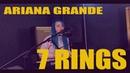Ariana Grande - 7 rings (cover by Lu C sheet music)