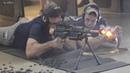 Como fundir un silenciador de tanto disparar una metralleta M249