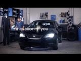 Улучшаем свет фар на автомобиле SEAT Leon  при помощи светодиодных ламп Philips X-tremeUltinon