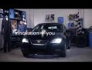 Улучшаем свет фар на автомобиле SEAT Leon ІІІ при помощи светодиодных ламп Philips X tremeUltinon