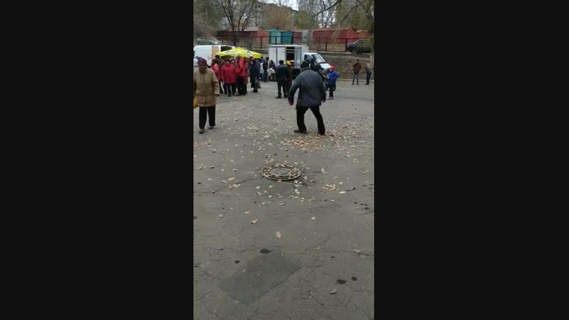 Выборы в Донецке прошли успешно