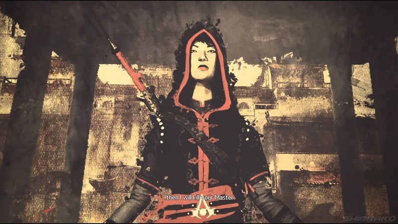 Assassin's Creed Chronicles China - All Cutscenes / Full Movie