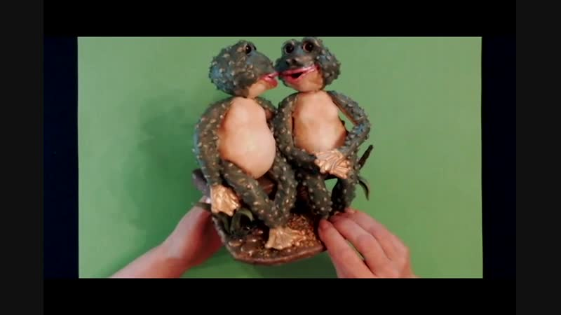 Презентация МК Влюбленные лягушки