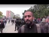 2018-09-01 Chemitz: Ein Pakistaner erklärt der Lückenpresse die Wirklichkeit