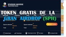 Llevate los TOKEN gratis de AirDrop SPH agosto 2018