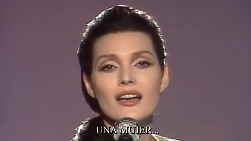 Ana Oxa - Donna con te (Subtitulado al Español)