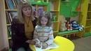 страначитающая Саша Храмцова и Анна Дмитриева читают произведение В школьной роще Тетивкина А.