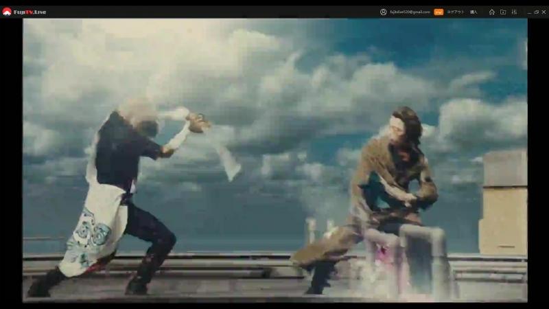 再生: 8/16(木) シネマスペシャル『銀魂』2017年実写邦画No.1大ヒット作!地上波初放送!