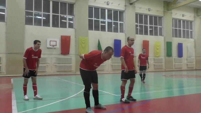 ФК Магна - ФК Фортуна - 2 тайм