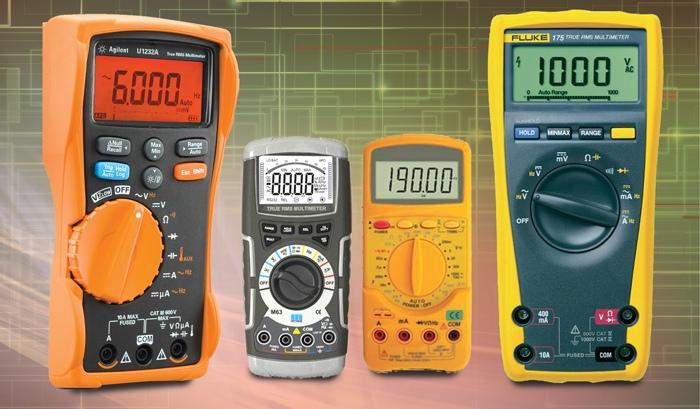 Ознакомьтесь со списком лучших мультиметров для профессионалов, имеющих температурную меру, которая повышает безопасность в десять раз.