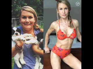 40-летняя мама омолодила себя на 10 лет