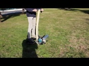 DIY Hovermower Hoverboard Lawn Mower