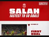 Ливерпуль Салах 50 #Salah #LFC